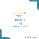 Value of Wisdom in Business