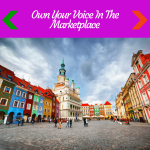 Owning Your Voice In The Marketplace