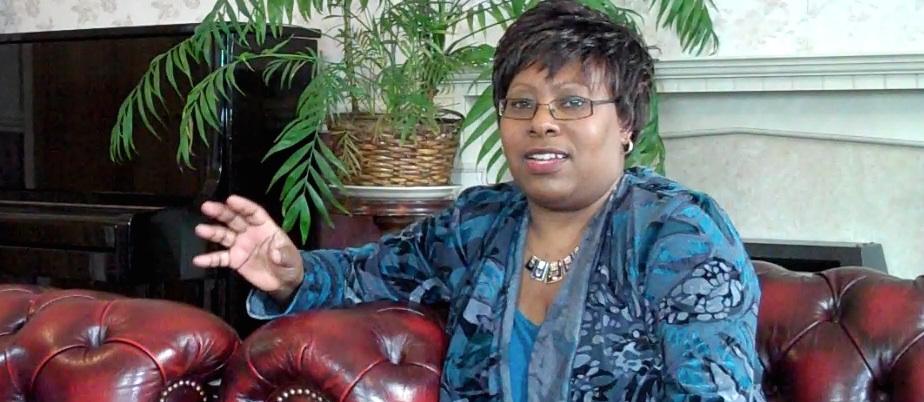 Inspirational Speaker, Trish Jones