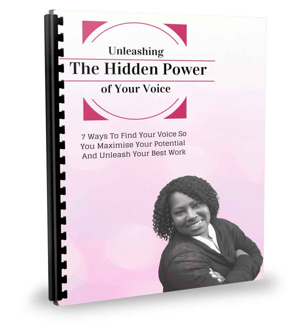 Find Your Voice eBook