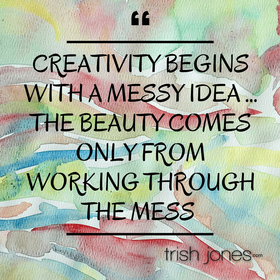 The Creative side of Creativity