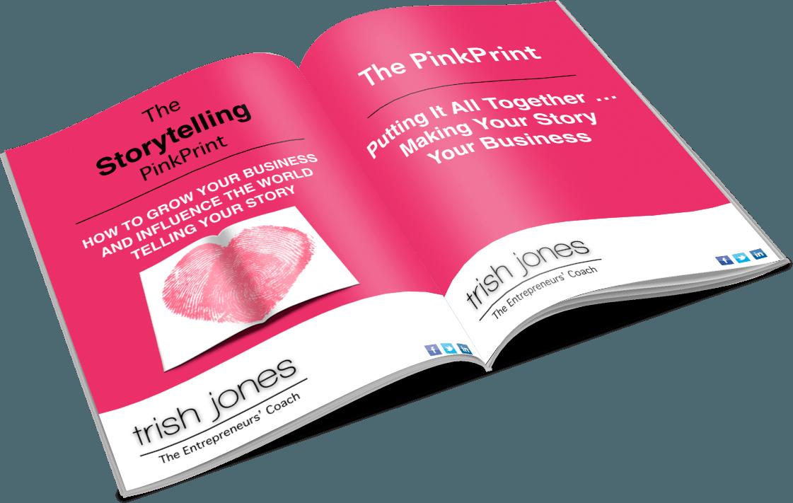 The Storytelling PinkPrint