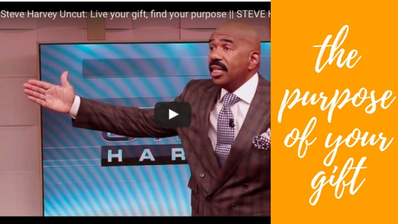 The Purpose of Your Gift